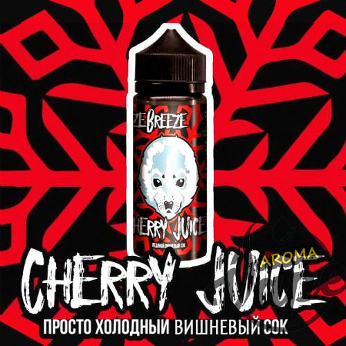 Жидкость FREEZE BREEZE  120 мл Cherry Juice 3 мг/мл