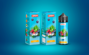 Жидкость Drip It Salt - Forest berries and mint 120 мл 3 мг