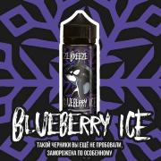 Жидкость FREEZE BREEZE 120 мл Blueberry ICE 3 мг/мл